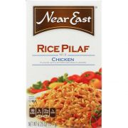Near East Chic Flav Pilaf - 6.25 ounce  -- 12 per case.