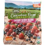 Cascadian Farm Organic Cherry Berry Blend, 32 Ounce -- 6 per case.