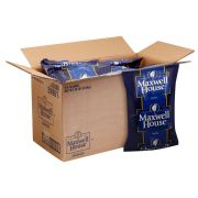 Maxwell House Dispenser Pack Ground Coffee - 4 lb. bag, 6 bags per case
