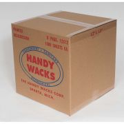 Handy Wacks Hambuger Printed Sandwich Paper, 12 x 12 inch -- 6000 sheets per case.