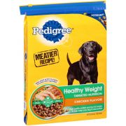 Pedigree Healthy Weight Targeted Nutrition Chicken Flavor Dog Food, 15 Pound -- 1 each.