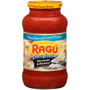 Ragu Cheese Creations Parmesan and Romano Cheese Sauce, 24 Ounce -- 12 per case.