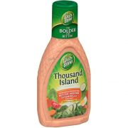 Wish Bone Thousand Island Dressing, 8 Fluid Ounce -- 12 per case.