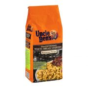 Uncle Bens Traditional White Bread Stuffing Mix, 58 Ounce -- 6 per case.