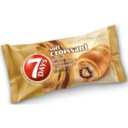 7 Days Peanut Butter and Chocolate Soft Croissant, 2.65 Ounce -- 24 per case.