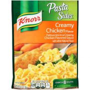 Knorr Pasta Sides Creamy Chicken Side Meal, 4.2 Ounce -- 8 per case.