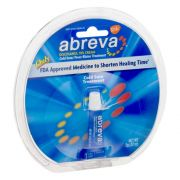 Abreva Cold Sore/Fever Blister Treatment, 2 Gram Tube -- 24 per case.