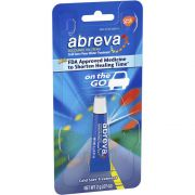 Abreva Cold Sore/Fever Blister Treatment, 2 Gram Tube -- 48 per case.