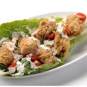 Tampa Maid Diptn Dusted Premium Breaded Oyster, 1 Pound -- 7 per case.