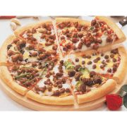 Rosina Food Nugget Style Beef - Pizza Topping, 10 Pound -- 1 each.