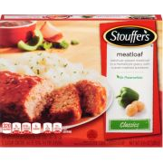 Nestle Stouffers Lean Cuisine Comfort Classics Entree Meatloaf, 9.37 Ounce -- 12 per case.
