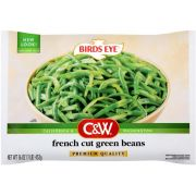 Birds Eye C and W French Cut Green Beans, 16 Ounce -- 12 per case.