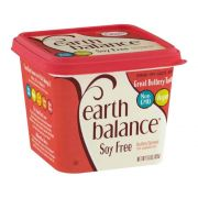 Earth Balance Soy Free Buttery Spread, 15 Ounce -- 6 per case.