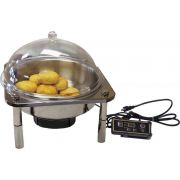 Smart Domino Biscuit Warmer with Induction Warmer, 15 x 14 x 15 inch -- 1 each.
