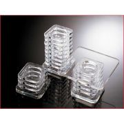 Smart Square Crystal Block Stand, 3 inch -- 1 each.