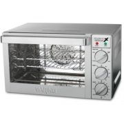 Waring Commercial Quarter Size Convection Oven, 120 Volts -- 1 each.
