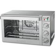 Waring Commercial Half Size Convection Oven, 120 Volts -- 1 each.