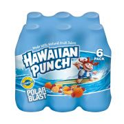 Hawaiian Punch - Polar Blast, 10 Fluid Ounce -- 24 per case.