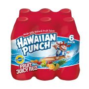 Hawaiian Punch - Fruit Juicy Red, 10 Fluid Ounce -- 24 per case.
