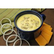 Taste Traditions Ready To Use Cheeseburger Chowder, 8 Pound -- 2 per case.