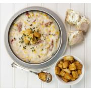 Taste Traditions Roasted Corn Andouille Chowder, 8 Pound -- 2 per case.