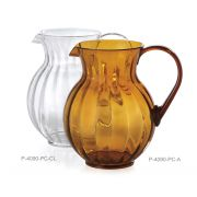 GET Enterprises inc Polycarbonate Tahiti Pitcher, 90 Ounce -- 12 per case.
