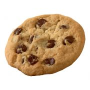 Readi Bake Super Jumbo Traditional Chocolate Chip Cookie Dough 2.5 Ounce -- 160 per case.