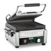 Waring Italian Style Commercial Panini Perfetto Compact Panini Grill, 120 Volt -- 1 each.