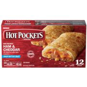 Hot Pockets Ham and Cheese Sandwich, 4.5 Ounce -- 68 per case.