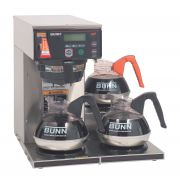 Bunn O Matic AXIOM 12 Cup Digital Dual Voltage Automatic Coffee Brewer, 16.8 x 16.5 x 17.7 inch -- 1 each.