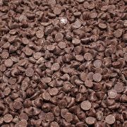 Ghirardelli Semi Sweet Chocolate Chips, 25 Pound -- 1 each.
