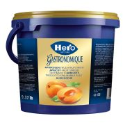 Hero Apricot Fruit Spread, 9.37 Pound -- 1 each.