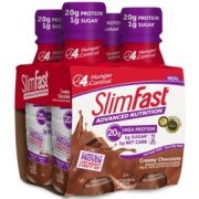 Slimfast Advanced Ready to Drink Smoothie Mix, Quarter Pallet -- 144 per case.