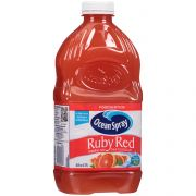 Ruby Red Grapefruit Drink 8 Bottle 60 Ounce