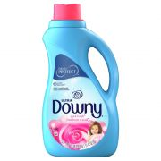 Procter and Gamble Concentrated Ultra Downy Fabric Softener Liquid, 60 Ounce Bottle -- 8 per case.