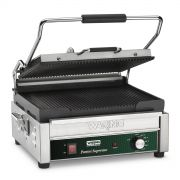 Waring Commercial Single Large Panini Supremo Grill, 14 1/2 x 11 inch -- 1 each.
