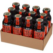 Stok Cold Brew Black Coffee, 13.7 Fluid Ounce -- 12 per case.