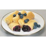 Golden Blueberry Blintzes, 13 Ounce -- 12 per case.