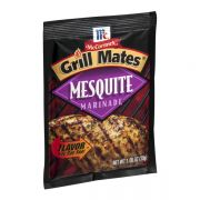 Grill Mates Mesquite Marinade Seasoning, 1.06 Ounce -- 12 per case.