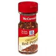 Mccormick Crushed Red Pepper, 2.62 Ounce -- 12 per case.