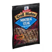 Grill Mates Montreal Steak Marinade Seasoning, 0.71 Ounce -- 12 per case.
