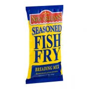 Zatarains Breading Seasoned Fish Fri, New Orleans Style, 10 Ounce -- 12 per case.