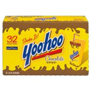 Yoo Hoo Chocolate Drink - 6.5 oz. box, 32 boxes per case