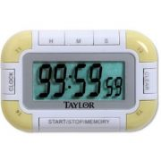 Taylor 4 Event Timer with Individual Beeps -- 6 per case.