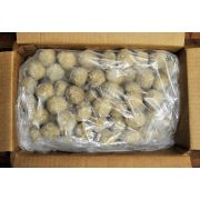 Syracuse Sausage Precooked Meatball, 10 Pound -- 1 each.