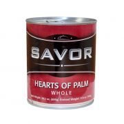 Savor Imports Whole Hearts of Palm, 28 Ounce -- 12 per case.