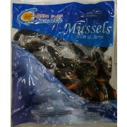 Oyster Bay Cooked Whole Shell Mussels, 1 Pound -- 10 per case.