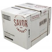 Savor Imports Sliced Ripe Olives, 33 Ounce -- 10 per case.