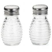 2 Ounce Beehive Salt & Pepper Shaker -- 24 per case