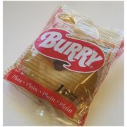 Burry Foodservice Thaw and Sell Sliced Plain Bagel, 3 Ounce -- 48 per case.